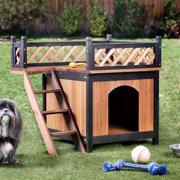 Olga Contemporary Dog House by Tucker Murphy Pet