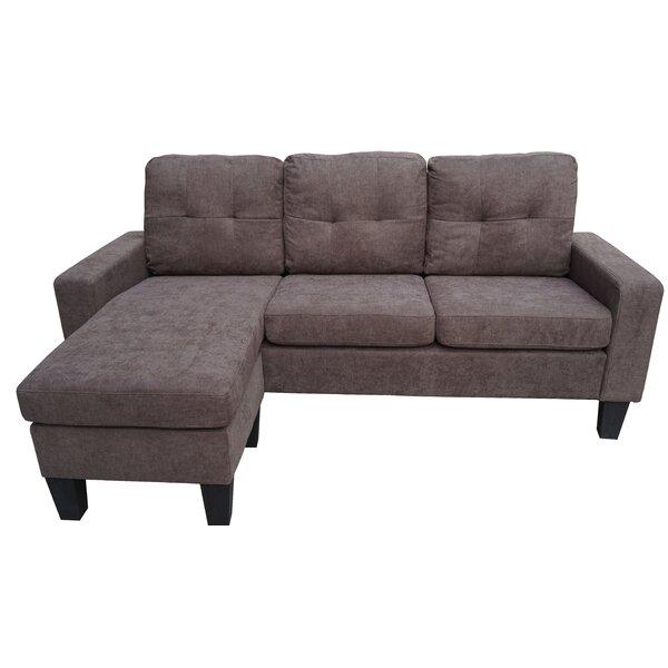 Stlouis Movable Ottoman Sofa By Ebern Designs