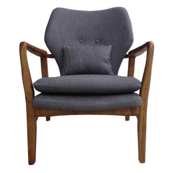 Broach Armchair by Wrought Studio