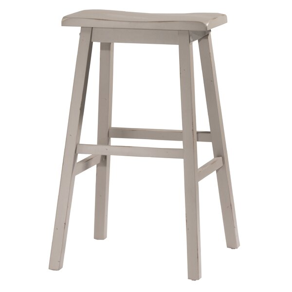 Angelique Bar Stool by Highland Dunes