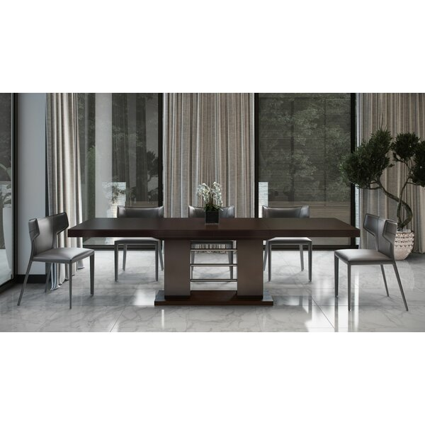 Best Choices Cheek Extendable Dining Table By Orren Ellis Cheap