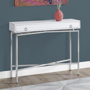 Reviews Console Table By Monarch Specialties Inc.