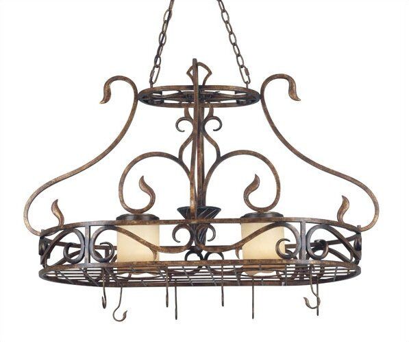 Verona Hanging Pot Rack by Wildon Home ®