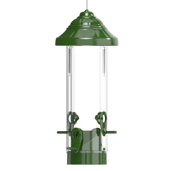 Squirrel Proof Tube Bird Feeder by Nature's Way