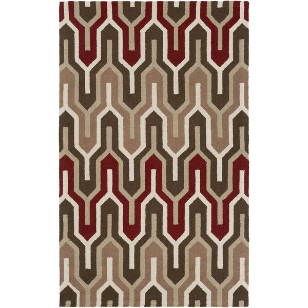 Zacharias Hand-Tufted Multi Area Rug by George Oliver