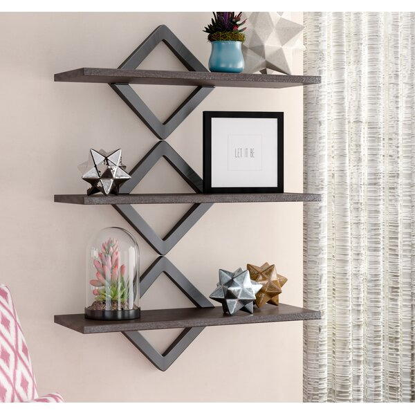 La Crosse Wall Shelf by Brayden Studio