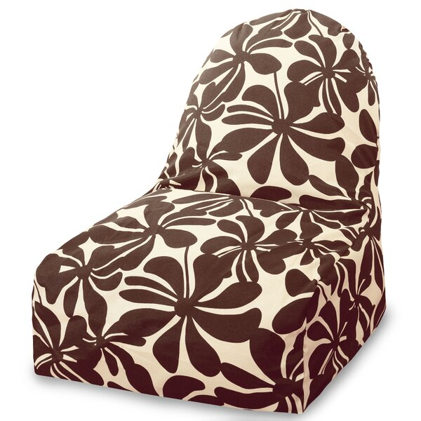Monterey Small Outdoor Friendly Bean Bag Lounger By Wrought Studio