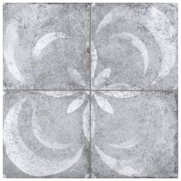 Royalty Venom 18 x 18 Porcelain Field Tile