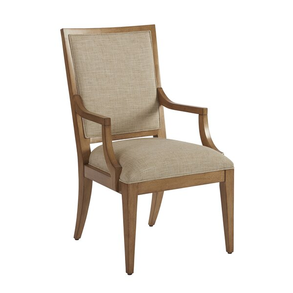 Newport Upholstered Dining Chair by Barclay Butera Barclay Butera