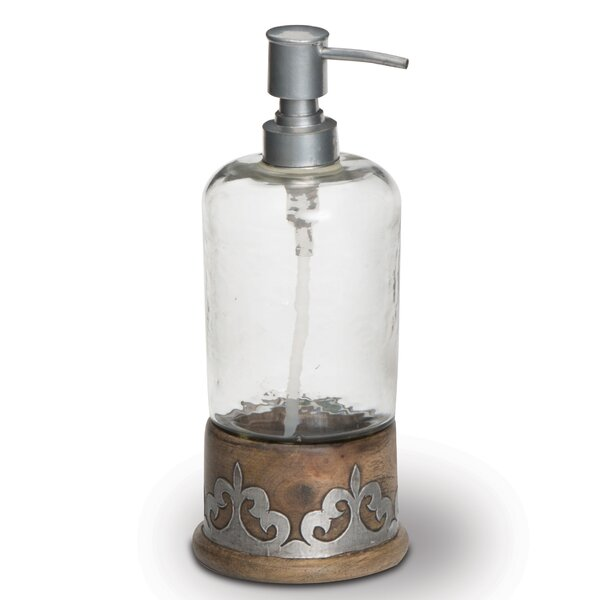 Heritage Soap Dispenser by The GG Collection