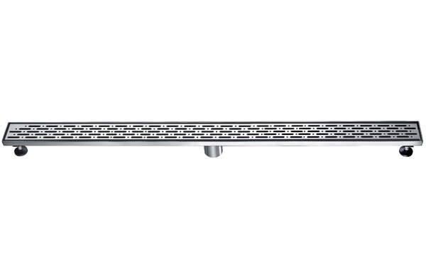 Rio Orinoco River Series Grid Shower Drain by Dawn USA