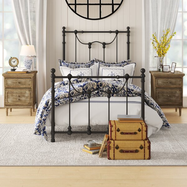 Amaranthe Panel Bed by Lark Manor