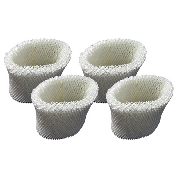 Vicks WF2 Humidifier Air Filter (Set of 4) by Crucial