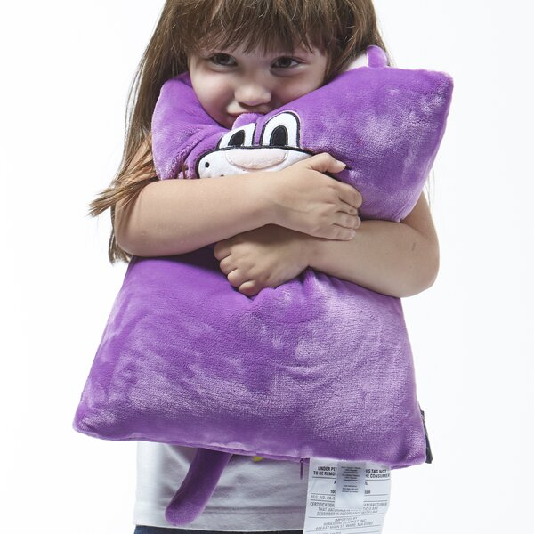 Cuddly Buddies Toddler Pillow by Berkshire Blanket