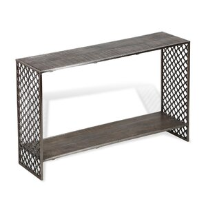 Lotus Console Table by Interlude