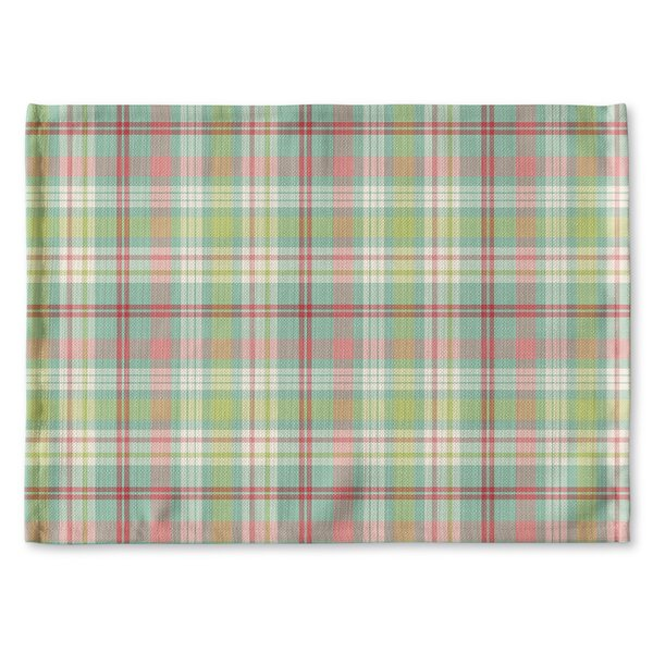 Baillie Plaid Placemat by Darby Home Co