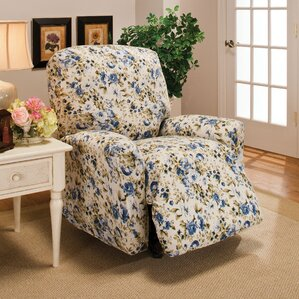 Box Cushion Recliner Slipcover & Big Man Recliner Covers | Wayfair islam-shia.org