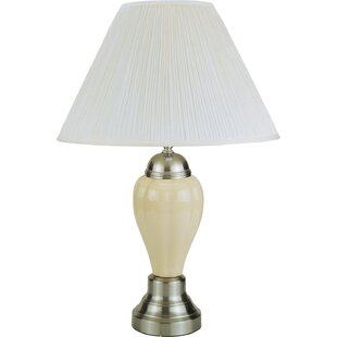 Coupon Ahoghill Ceramic 27 Table Lamp By Charlton Home