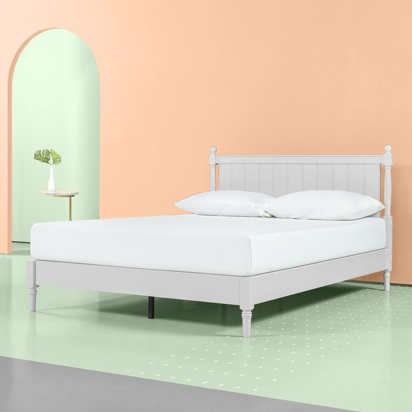 Southsea Platform Bed by Three Posts