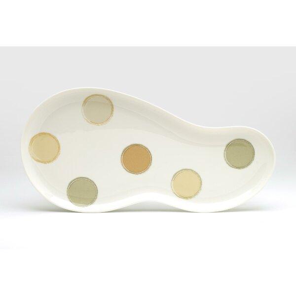 Mocha Java Oval Platter by Noritake