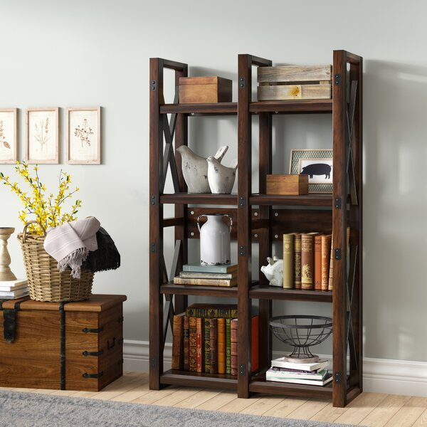 Gladstone Library Bookcase By Laurel Foundry Modern Farmhouse