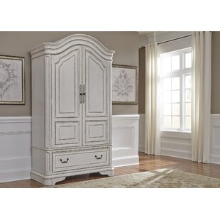 Niels Wardrobe Armoire By One Allium Way