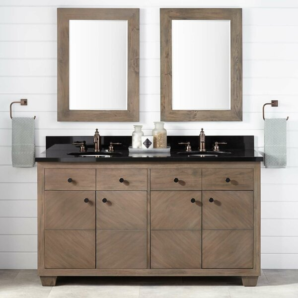 Faron 61 Double Bathroom Vanity