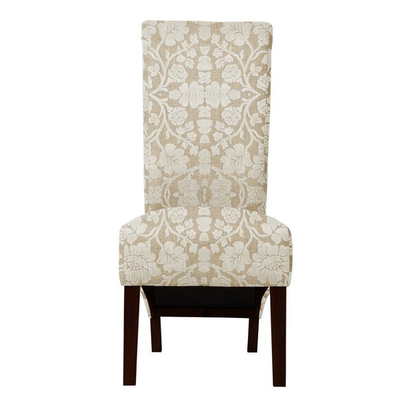 Ramon Pandora Fabric Parsons Chair (Set of 2) by Langley Street
