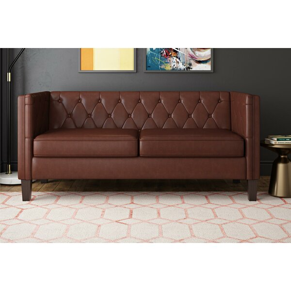 Internet Shopping Abeyta Chesterfield Sofa by Wrought Studio by Wrought Studio