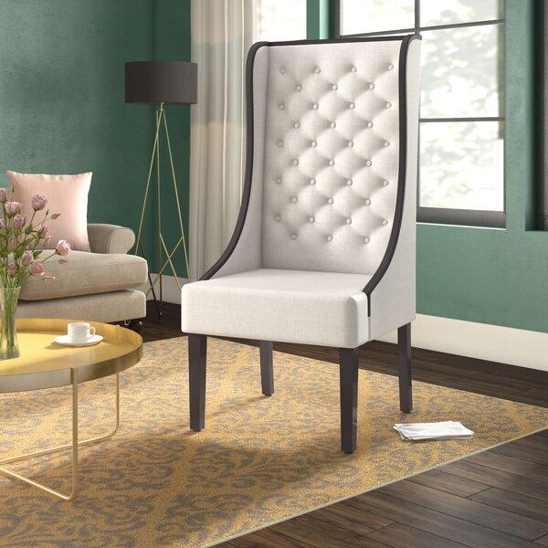 Naomi Wingback Chair by Willa Arlo Interiors
