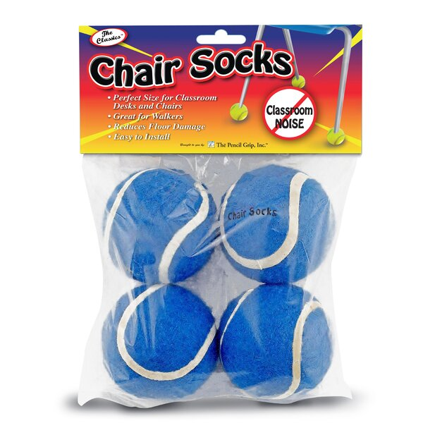 Chair Socks (Set of 4) by Acco Brands, Inc.