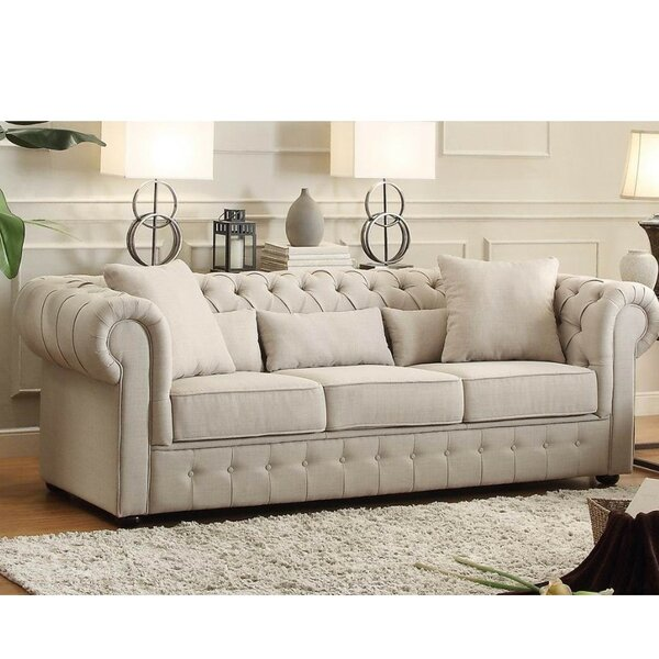 Purchase Online Cordova Chesterfield Sofa by Rosdorf Park by Rosdorf Park