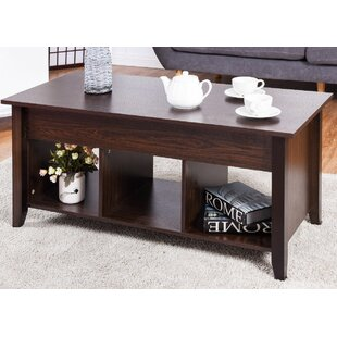 Bellefontaine Lift Top Coffee Table Winston Porter