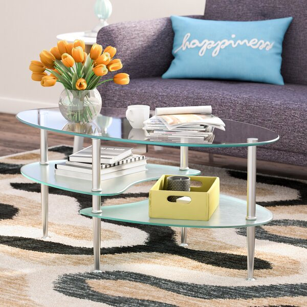 Bartol Coffee Table With Storage By Ebern Designs
