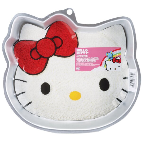 Hello Kitty Novelty Cake Pan by Wilton