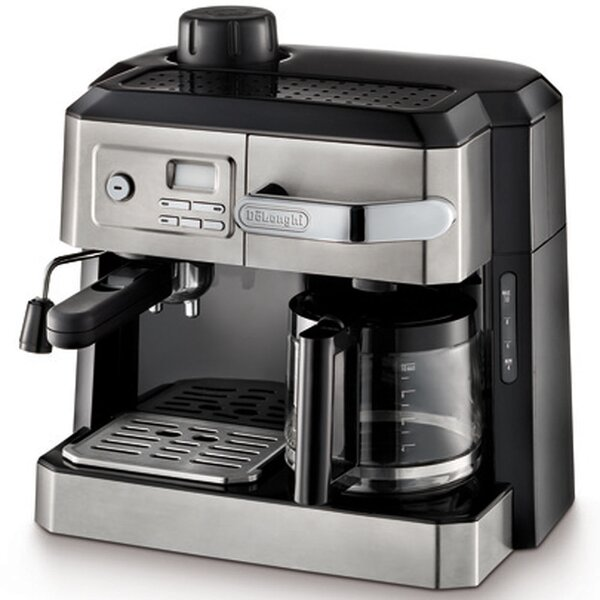 Combination Coffee & Espresso Maker by DeLonghi