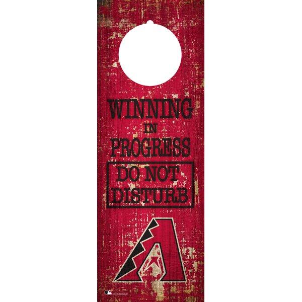 MLB Team Door Hanger Wall Decor by Fan Creations