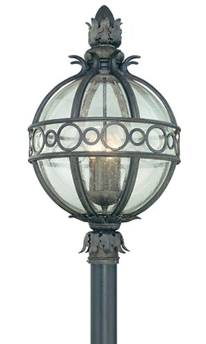 Theodore Traditional 4-Light Lantern Head by Darby Home Co