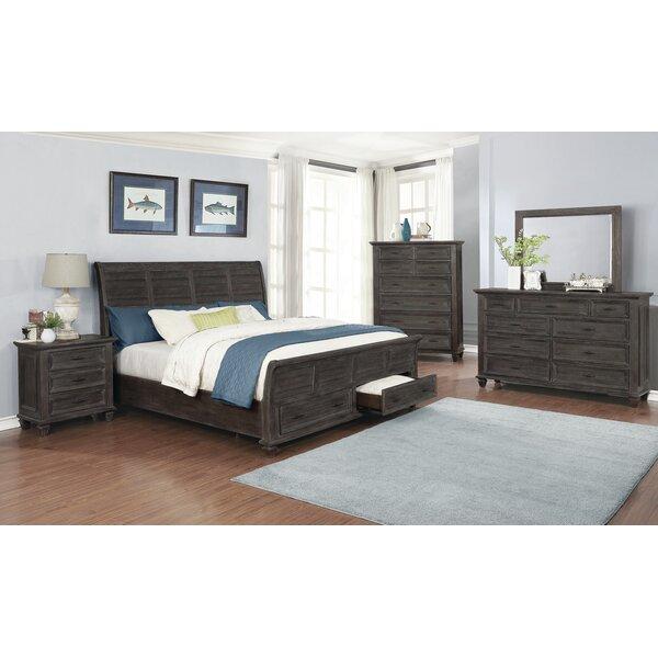 Kayli Storage Standard Bed by Gracie Oaks