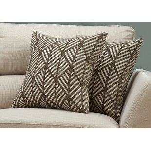 Exceptionnel Jase Geometric Design Throw Pillow (Set Of 2)
