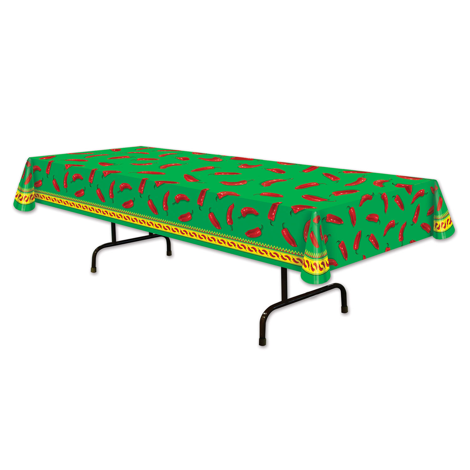 Attractive East Urban Home Chili Pepper Tablecloth | Wayfair