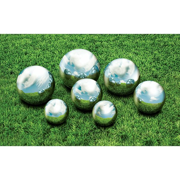 Giesajtis 7 Piece Garden Sphere Set by Orren Ellis