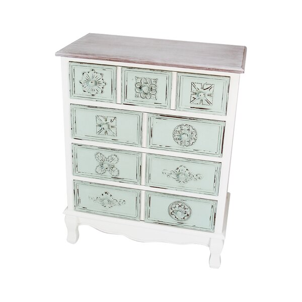 Holford 4 Drawer Accent Chest by Highland Dunes