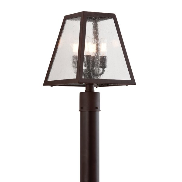 Bridgwater 4-Light Outdoor Lantern Head by Canora