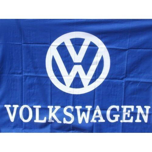 Volkswagen Traditional Flag by NeoPlex