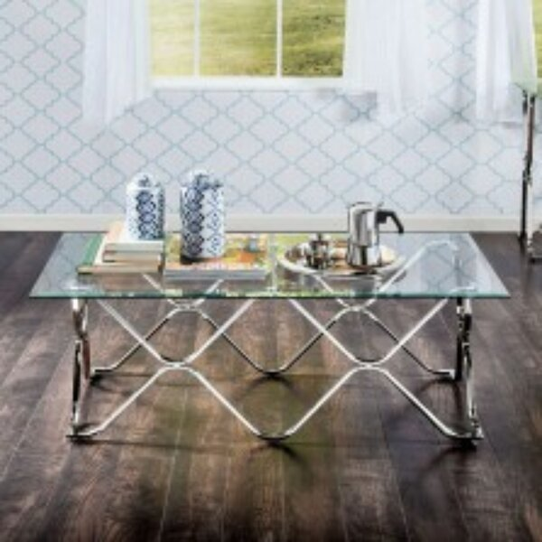 Robertsdale Frame Coffee Table by House of Hampton House of Hampton