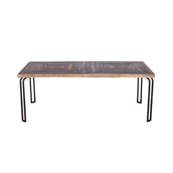 Binkley Solid Wood Dining Table by Foundry Select