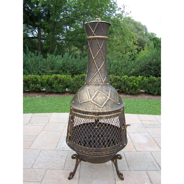 Elite Chiminea by Oakland Living