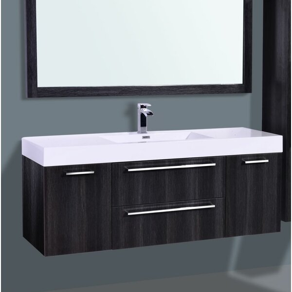 Sandifer 60 Single Bathroom Vanity Set by Orren Ellis