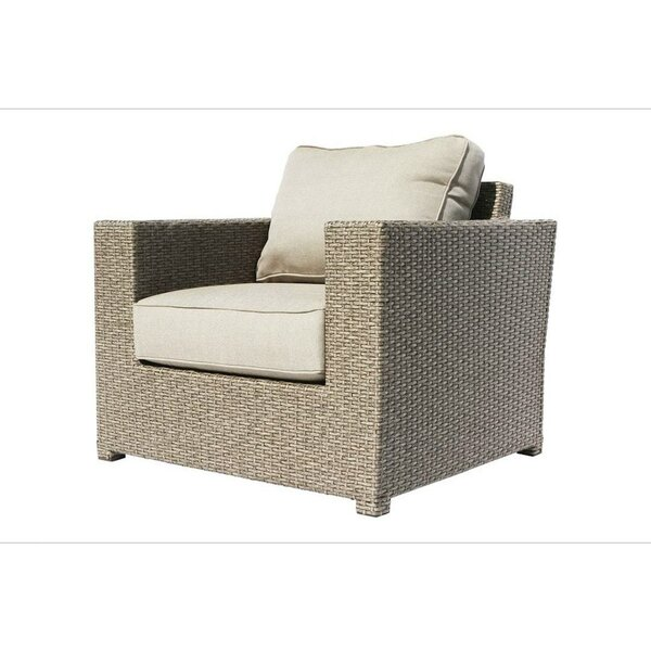 Simmerman Patio Chair with Cushions (Set of 2) by Brayden Studio